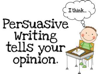 Staar persuasive essay powerpoint 6th